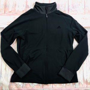 Adidas Climalite Full Zip Track Jacket